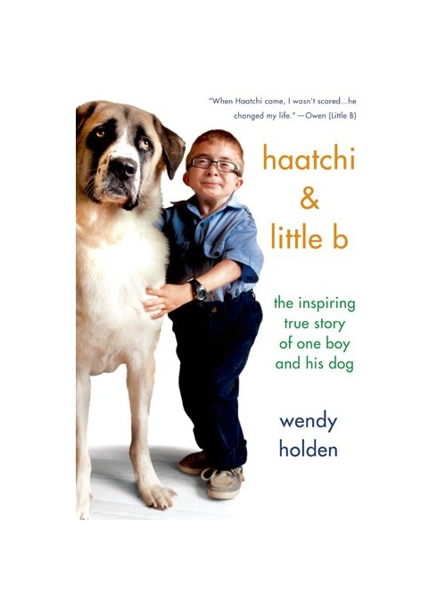 Haatchi and Little B (paper edition)
