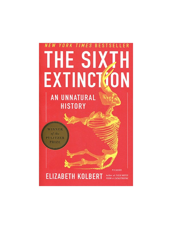 the sixth extinction The sixth mass extinction—the one that seven billion humans are doing their darnedest to trigger at this very moment—is shaping up to be like nothing our planet has ever seen.