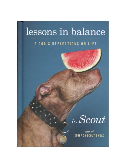 Lessons in Balance: A Dog's Relfections on Life