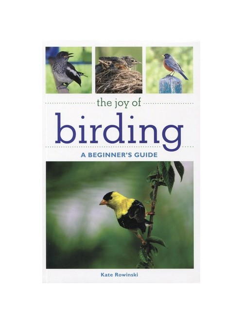 The Joy of Birding:A Beginner's Guide