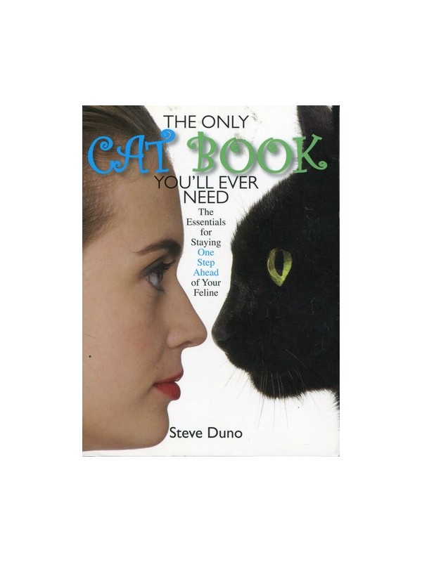 The Only Cat Book You'll Ever Need