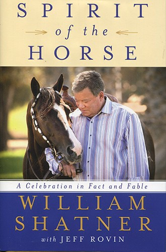 William Shatner's love of horses
